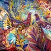 The Sea Wind Art Print
