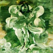 The Seven Deadly Sins- Envy Art Print