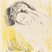 The Shulamite  Art Print