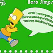 The Simpsons Art Print