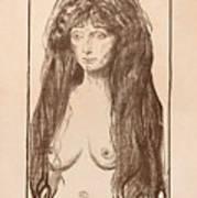 The Sin Art Print