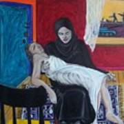 The Slutsky Pieta Art Print