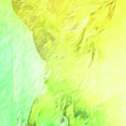 The Smug Statue Art Print