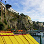 The Sorrento Coast Art Print