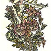 The Soul Of Wildflowers Art Print