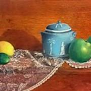 The Spice Jar Art Print