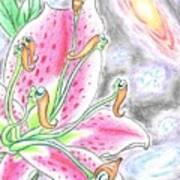 The Stargazers Art Print