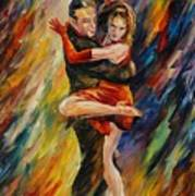 The Sublime Tango  Art Print