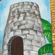 The Sugar Mill Art Print