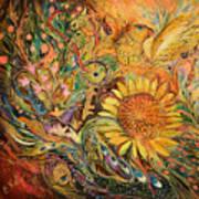 The Sunflower Art Print