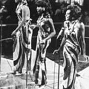 The Supremes, C1963 Art Print by Granger