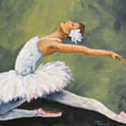 The Swan III  Art Print