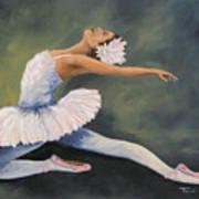 The Swan IV Art Print