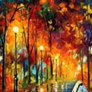 The Symphony Of Light Art Print