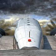 The Takeoff Art Print