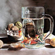 The Tea Cup Art Print