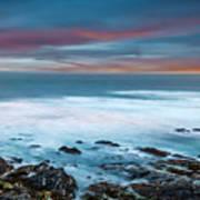 The Tempestuous Sea Art Print