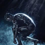 The Terminator 1984 Art Print