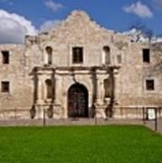 The Texas Alamo Art Print