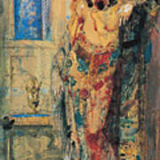 The Toilette 1885 Art Print