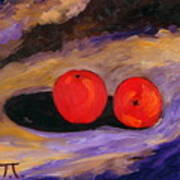 The Tomatoes  Art Print