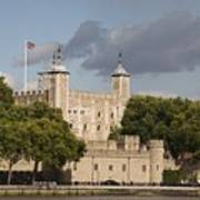 The Tower Of London. Art Print