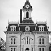 The Town Hall Art Print