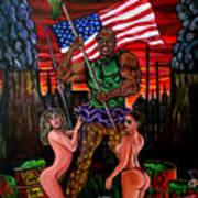 The Toxic Avenger Art Print