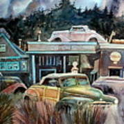 The Trading Post Art Print
