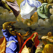 The Transfiguration Of Our Lord Art Print