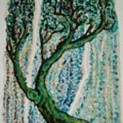 The Tree Energy Art Print