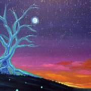 The Tree Of Energy Art Print