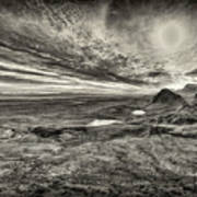 The Trotternish Ridge No. 3 Art Print