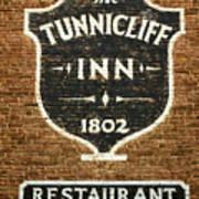 The Tunnicliff Inn - Cooperstown Art Print