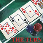 The Turn Art Print by Debbie DeWitt