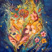 The Twilight Time Art Print by Elena Kotliarker