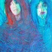 The Twins Art Print
