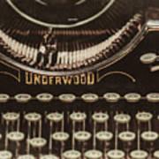The Underwood Art Print