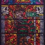 The Unholy Trinity Freddy Krueger Art Print