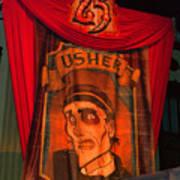 The Usher Hhn 25 Art Print