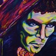 The Vampire Lestat Art Print