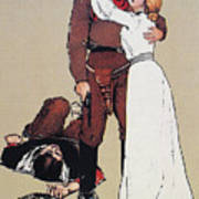 The Victors Prize, 1905 Art Print