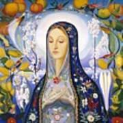 The Virgin,  Joseph Stella Art Print