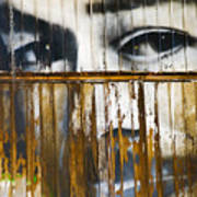 The Walls Have Eyes Art Print