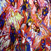 The War Of Dreams Art Print