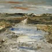 The Waterway Art Print