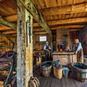 The Way We Were - The Blacksmith 2 Art Print
