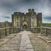 The West Gatehouse 2 Art Print