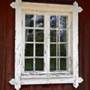 The Window 1 Art Print