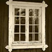 The Window 2 Art Print